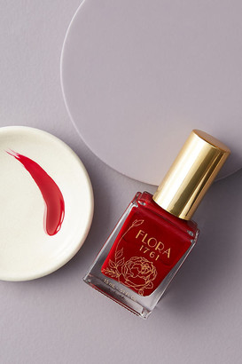 Flora 1761 Nail Lacquer By Flora 1761 in White