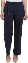 Lafayette 148 New York Petite Rivington Wool-Blend Pant