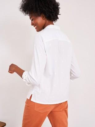White Stuff Emma Shirt - Ivory