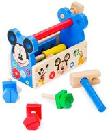 Melissa & Doug Disney Mickey Mouse Clubhouse Wooden Tool Kit by