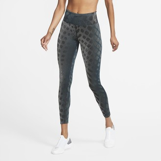 Nike Women's 7/8 Running Tights Epic Luxe Run Division