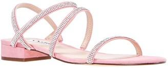 Nina Swan Crystal Sandal