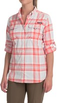 Columbia Super Bahama Shirt - UPF 30, Roll-Up Long Sleeve (For Women)