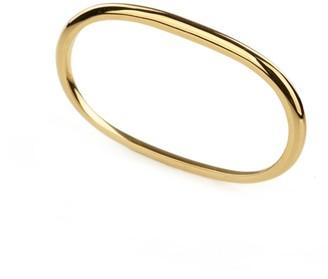 Jewel Tree London Pure Double Ring