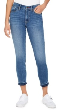 Tommy Hilfiger Released-Hem Cropped Skinny Jeans