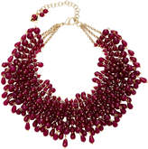 Rosantica Rubina Gold-Tone Quartz Necklace