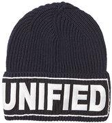 Versace Unified Virgin Wool Hat