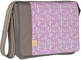 Lassig Casual Messenger Style Diaper Bag, Blossy