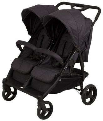 Childcare Dupo Twin Stroller - Cinder Grey