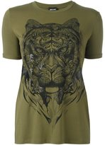 Just Cavalli 'tiger' print T-shirt