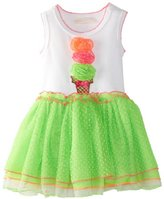 Bonnie Baby Girls Infant Tutu Dress