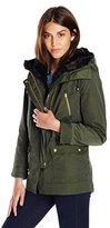 Joie Women's Golden Gavi Anorak Coat