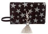Saint Laurent Kate Monogram Tassel Star Chain Wallet Bag