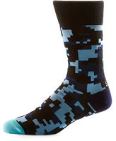Yo Sox Digital Camo Crew Socks