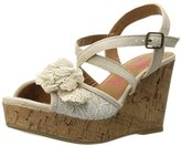 Jellypop Women's PARK Wedge Sandal