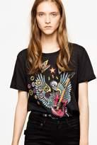 Zadig & Voltaire Walky Bis t-shirt