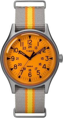 Timex Men's MK1 California 3-Hand Quartz Watch, 40mm