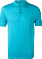 Sottomettimi - knitted polo - men - Merino - S