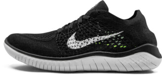 Nike Womens Free RN Flyknit 2018 Shoes - Size 8W