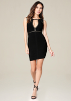 Bebe Caleigh Studded Dress