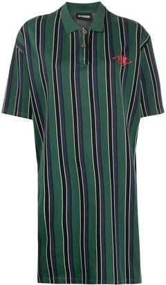 Han Kjobenhavn Stripe Polo Shirt Dress