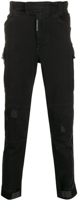 Philipp Plein Slim Shady chill fit trousers