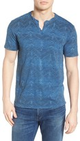 Lucky Brand Men's Geo Print T-Shirt