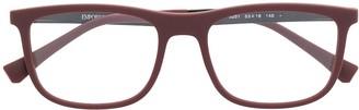 Emporio Armani EA3170 square-frame glasses