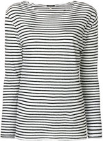 R 13 striped T-shirt