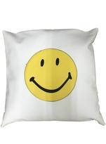 HIPCHIK White Smiley Pillow