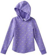 Girls 4-7 Jumping Beans® Printed Fleece-Lined Hoodie