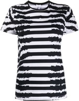 Escada Sport striped slim-fit T-shirt