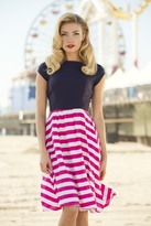 Shabby Apple Rip Tide Dress PP