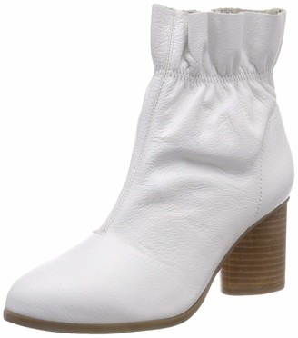 Bianco Women's Leather Boot Ankle