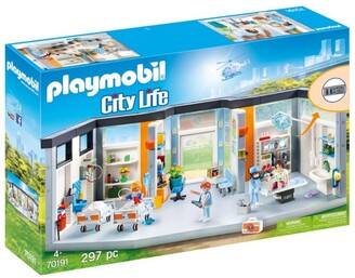 Playmobil City Life Hospital Wing