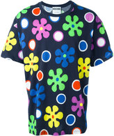Moschino flower power T-shirt - men - Cotton - XS