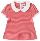 Petit Bateau Baby girls milleraies-striped blouse