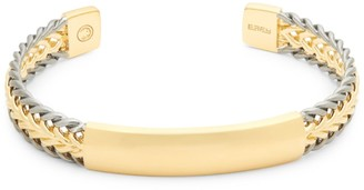 Effy Textured Sterling Silver Cuff Bracelet