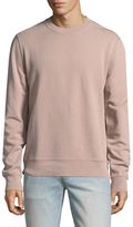 BLK DNM 45 Solid Crewneck Sweatshirt