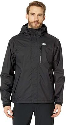 Helly Hansen Vancouver Jacket (Black) Men's Coat