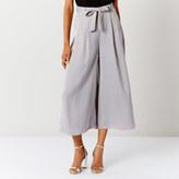 Coast Edie Cropped Wideleg Trouser