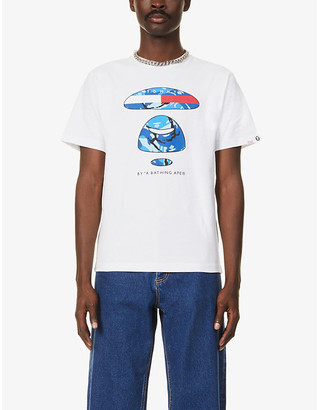 AAPE x Tommy Jeans cotton-jersey T-shirt