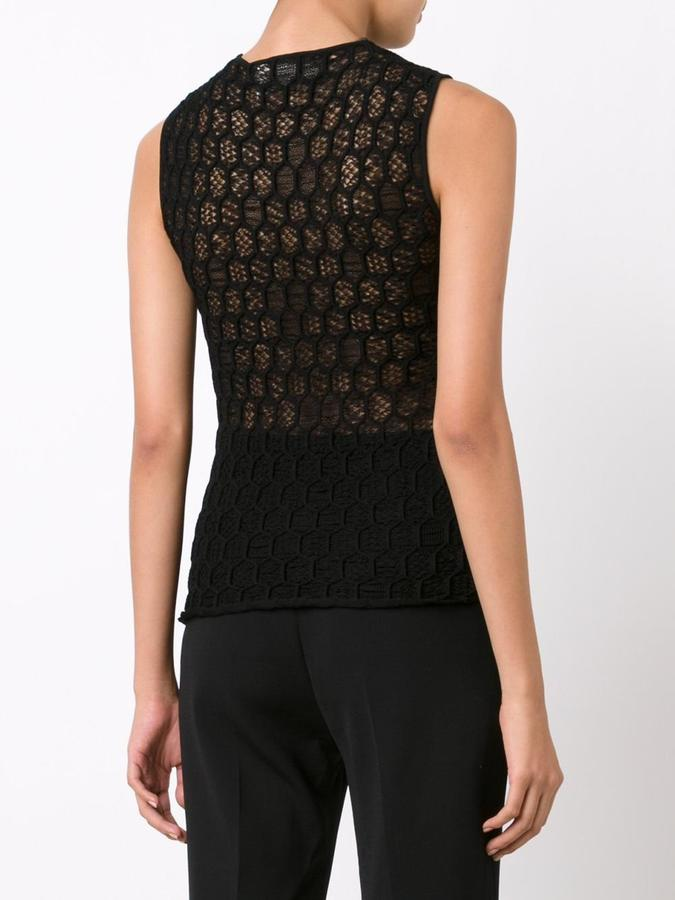 Roland Mouret 'Holford' sleeveless top