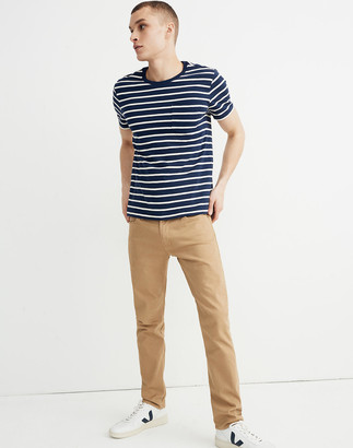 Madewell Garment-Dyed Slim Jeans