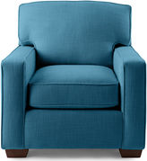 JCPenney Fabric Possibilities Track-Arm Chair