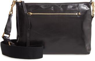 Isabel Marant New Nessah Calfskin Leather Crossbody Bag