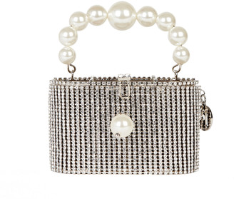 Rosantica Super Holli Crystal Embellished Bag