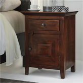 Signature Design by Ashley Charlowe 1-Drawer Nightstand