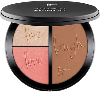 It Cosmetics Your Most Beautiful You, Women's, Live laugh love