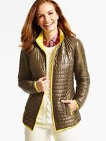 Talbots Quilted Primaloft(R) Jacket